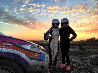 BBC, WRC, Rally, Trophy, Louise Cook